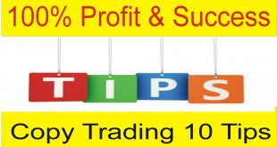 100% Profit & Success Auto Copy Trading 10 Secret Tips