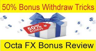 Benefits Of Foreign exchange 50% Deposit Bonus Proof