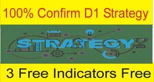 100% Confirm D1 Strategy 3 Free Indicators Free