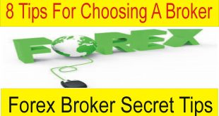 8 Tips For Selecting a broker Special Tutorial for beginners