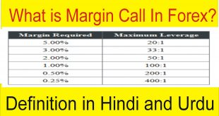 What is Margin Call In Forex Trading Business