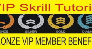 Skrill VIP Tutorial | Definition of Spend Money In Skrill
