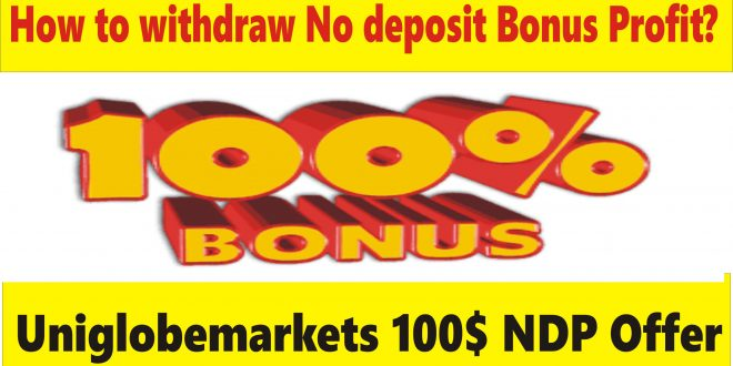Forex no deposit bonus withdraw profit